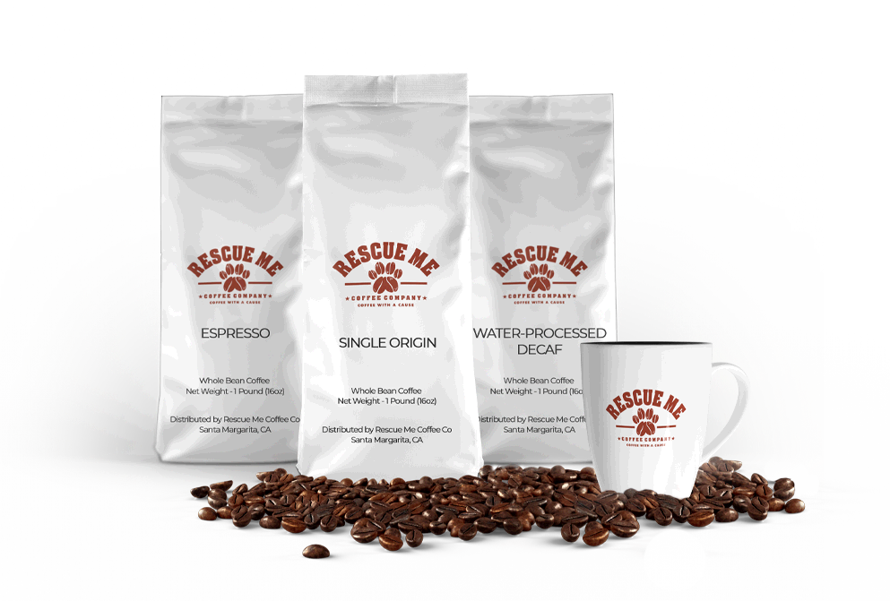 Rescue Me Coffee - Coffee for a Cause